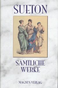 Suétone - Sämtliche Werke.