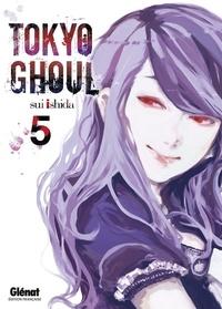 Téléchargements de livres epub gratuits Tokyo Ghoul Tome 5 par Sui Ishida