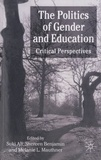 Suki Ali - The Politics of Gender and Education - Critical Perspectives.