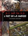Sun Tzu et Pete Katz - L'art de la guerre en bande dessinée.