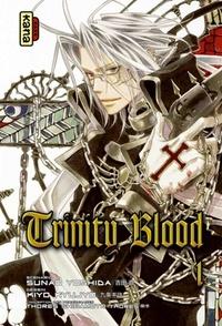Sunao Yoshida - Trinity Blood Tome 1 : .