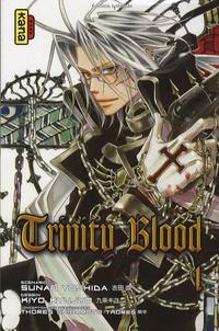 Sunao Yoshida et Kiyo Kyujyo - Trinity Blood Tome 1 : .