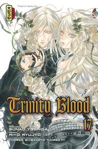 Sunao Yoshida et Kiyo Kyujyo - Trinity Blood Tome 17 : .