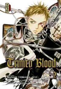 Sunao Yoshida - Trinity Blood Tome 2 : .