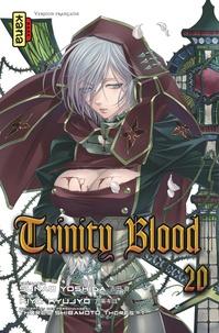 Sunao Yoshida - Trinity Blood Tome 20 : .