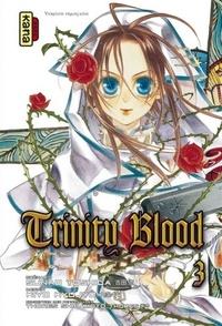 Sunao Yoshida et Kiyo Kyujyo - Trinity Blood Tome 3 : .