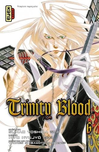 Trinity Blood Tome 6