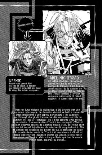 Trinity Blood Tome 7