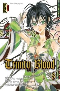 Sunao Yoshida et Kiyo Kyujyo - Trinity Blood Tome 8 : .
