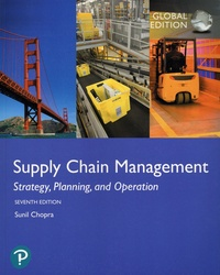 Deedr.fr Supply Chain Management - Strategy, Planning, and Operation Image