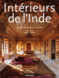 Sunil Sethi et Angelika Taschen - Indian interiors.