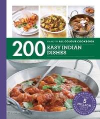Sunil Vijayakar - Hamlyn All Colour Cookery: 200 Easy Indian Dishes - Hamlyn All Colour Cookbook.