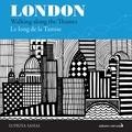 Supriya Sahai - London - Le long de la Tamise.