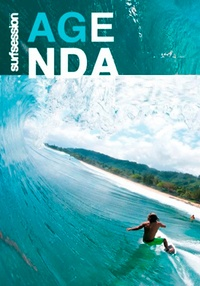 Lemememonde.fr Agenda 2015-2016 Surf Session Image