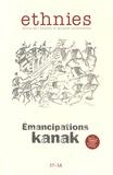 Christine Demmer et Christine Salomon - Ethnies N° 37-38 : Emancipations kanak. 1 CD audio