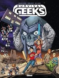 Gordon Rennie - Survival Geeks.