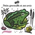 Surya Sajnani - Petite grenouille et ses amis.