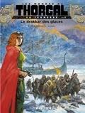 Surzhenko et  Yann - La Jeunesse de Thorgal - tome 6 - Le drakkar des glaces.