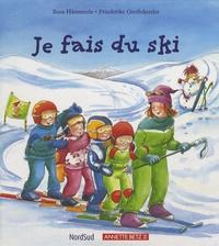 Susa Hämmerle - Je fais du ski.