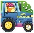 Susaeta - Mes tracteurs en autocollants - Contient des autocollants de vinyle.