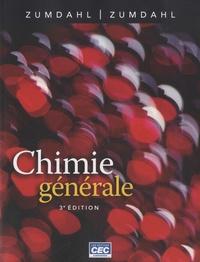 Susan-A Zumdahl et Steven-S Zumdahl - Chimie générale.