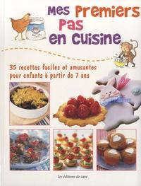 Corridashivernales.be Mes premiers pas en cuisine - 35 recettes faciles et amusantes pour enfants à partir de 7 ans Image