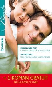 Susan Carlisle et Tina Beckett - Une seconde chance à saisir - Des retrouvailles inattendues - Le choix de Catherine - (promotion).