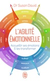 Susan David - L'agilité émotionnelle - Accueillir ses émotions et les transformer.