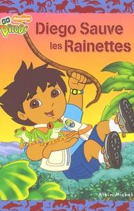 Susan Hall - Diego Sauve les Rainettes.