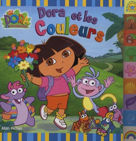 Susan Hall et Phoebe Beinstein - Dora et les couleurs.