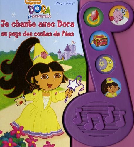 Susan Hall - Je chante avec Dora au pays des contes de fées.