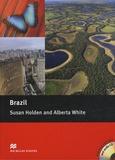 Susan Holden et Alberta White - Brazil - Elementary. 1 CD audio