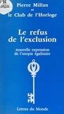 Susan McMillan - Le refus de l'exclusion - Nouvelle expression de l'utopie égalitaire.