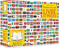 Susan Meredith et Ian McNee - Drapeaux du monde livre et puzzle.