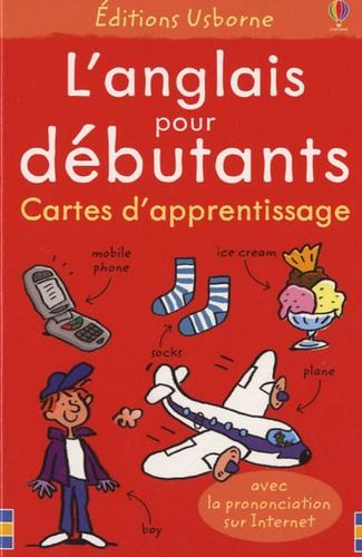 L Anglais Pour Debutants Cartes D Apprentissage