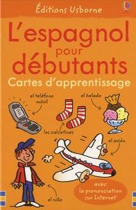 Susan Meredith - L'espagnol pour débutants - Cartes d'apprentissage.
