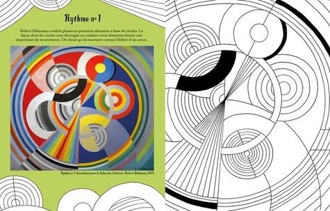 Tableaux choisis à colorier