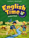 Susan Rivers et Setsuko Toyama - English time 3 - Student Book.