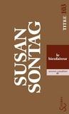 Susan Sontag - Le bienfaiteur.
