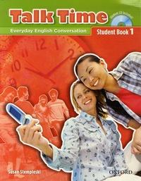 Susan Stempleski - Talk Time - Student Book 1. 1 CD audio