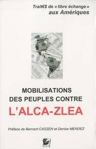 """Susana Barria et Florian Rochat - Mobilisation des peuples contre l'ALCA-ZLEA - Trait€$ de """"libre échange"""" aux Amériques."""