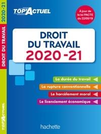 Susana Lopes-Dos Santos - Top'Actuel Droit Du Travail 2020-2021.
