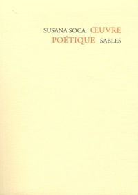Susana Soca - Oeuvre poétique.