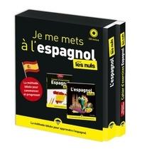 Susana Wald et José Gonzales Ordonez - Je me mets à l'espagnol pour les nuls - L'espagnol pour les nuls ; Cahier d'exercices espagnol pour les nuls. 1 CD audio