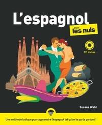 Susana Wald - L'espagnol pour les nuls. 1 CD audio