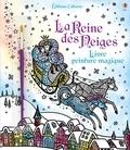 Susanna Davidson et Barbara Bongini - La reine des neiges - Livre peinture magique - Avec un pinceau.
