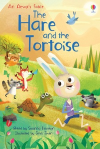 Susanna Davidson et John Joven - The hare and the tortoise - First reading level 4.