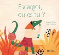 Susanna Isern et Leire Salaberria - Escargot, où es-tu ?.