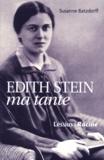 Susanne Batzdorff - Edith Stein, ma tante.