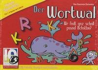 Susanne Galonska - Der Wortwal (Kartenspiel).